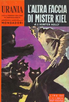 247 	 L'ALTRA FACCIA DI MISTER KIEL 15/1/1961 	 ENCOUNTER (1959)    	  J. HUNTER HOLLY