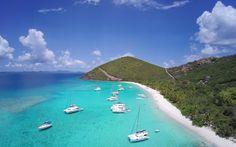 10. Jost Van Dyke, British Virgin Islands with Suehoney's Travel
