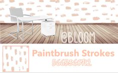 aesthetic bedroom strokes roblox codes paintbrush decal code paint