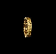 FANCY YELLOW DIAMONDS ETERNITY BAND FEDE DIAMANTI COLUCCI DIAMONDS