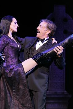 Define Normal | #the addams family musical