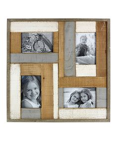 Look at this Wood Frame on #zulily today!