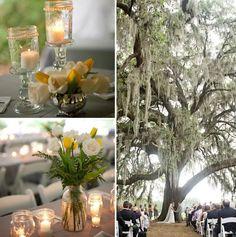 Sara & Joshuas Just Perfect Spring Wedding «