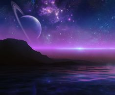 Edge of the Universe by `Emerald-Depths on deviantART