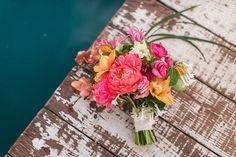 Peonías, las flores favoritas de las novias