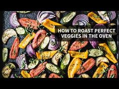 Super easy and flavorful Roasted Mediterranean Veggies will perk up your dinner plate in no time flat. Tomatoes, zucchini, eggplant & more! Get the recipe and watch the cooking show episode now.