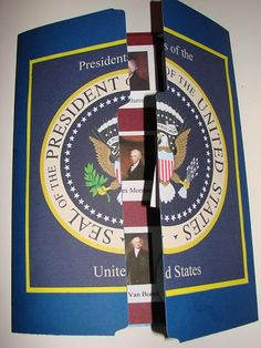 Presidents ~ Lapbook and Notebook Resources from Homeschool Share