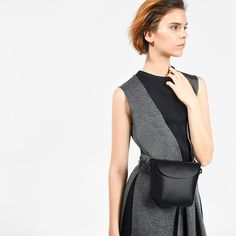 Waist Pouch Sling Bag | CHARLES & KEITH Waist Pouch, Charles Keith, Pouches, Gadget, Leather Backpack, Wallets, Cases, Amp, Black