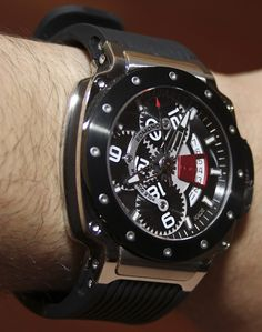 #Edmond Pole Guardian Watch Review