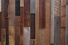 Reclaimed wood wall art Made of old barnwood by CarpenterCraig Reclaimed Wood Wall Art, Reclaimed Wood Projects, Rustic Wood Walls, Loft Design, Wall Design, Vintage Diy, Diy Wall, Woodworking, Diy Ideas
