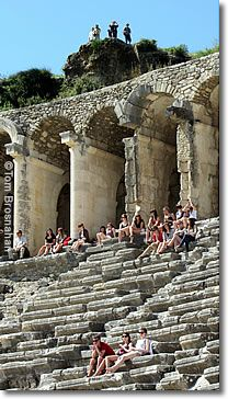 1 time 30 minutter // Aspendos Theater, Turkey