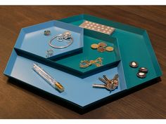 Hay Kaleido Trays - Available at www.nest.co.uk