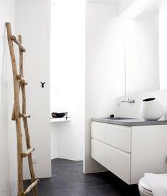 matt black bathroom tiles