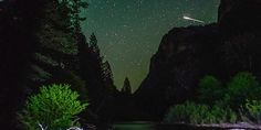 Trippy Time-Lapse Highlights The Beauty Of National Parks - King's Canyon; Sequoia