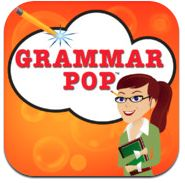 Try Grammar Pop for iPad for Grammar Lessons
