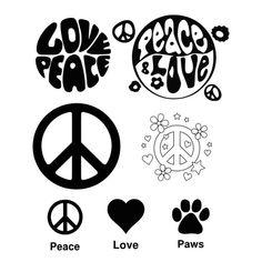Minion svg Minion eps Minion silhouette inspired by Minion Zentangle Elephant, Mandala Elephant, Peace Sign Tattoos, Emo, Gypsy, Hippie Peace, Cricut Tutorials, Silhouette Designer Edition, Tumblr
