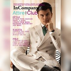 Discover the Spring 2020 Issue of InCompany by Attire Club – Attire Club by Fraquoh and Franchomme Style Fashion, Mens Fashion, Club Style, Suit Jacket, Menswear, Culture, Lifestyle, Luxury, Spring