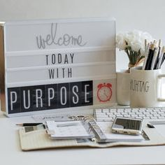 Project Ideas for Heidi Swapp - LightBox Collection - Lightbox - White