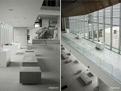 Adobe Utah Technology Campus-7 #Adobe #technology #campus #modern #design #architecture #office #concrete