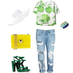"""""""island girl"""" by melenigma on Polyvore"""