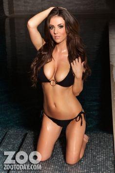 Rachel-Williams-Black-Bikini