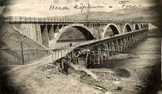Elazığ-Malatya arası Herdi Köprüsü 1932..