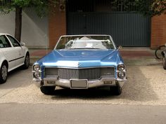 Cadillac Eldorado by ALF_M109, via Flickr