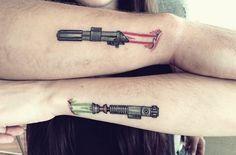star wars lightsaber tattoo-15