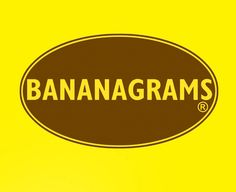 """Thank YOU to Bananagrams! They donated a copy of each of their games along with other awesome goodies for our """"Family Game Night"""" silent auction package!   http://www.bananagrams.com"""