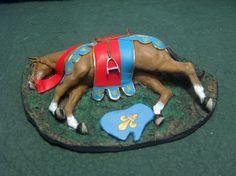 Ranny koń