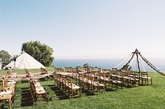 9 Crazy-Romantic L.A. Wedding Spots  #refinery29  Catalina View Gardens  Named after the remarkable Catalina Island view, this exclusive venue only holds 25 events per year. Spread across 94 acres of gorgeous land, this spot promises pure luxury with farm-to-table gardens that surround the estate, heavenly wines, and the most beautiful scenery you've ever seen.   Catalina View Gardens, 6001 Palos Verdes Drive, Ranchos Palos Verdes; 310-701-3876.