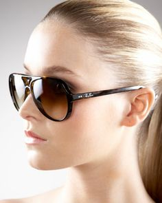 f6fa5ee8f4 Classic Plastic Aviators by Ray-Ban. Óculos Ray Ban