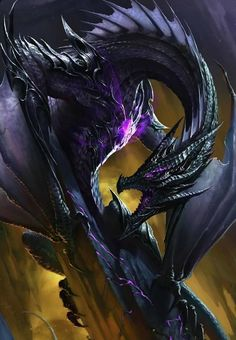 The energy of a dragon's rage - The energy of a dragon's rage dragon, fantasy creature, art, reference dragon anatomy Dark Fantasy Art, Fantasy Artwork, Mythical Creatures Art, Mythological Creatures, Dragon Anatomy, Ps Wallpaper, Mythical Dragons, Shadow Dragon, Legendary Dragons