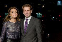AMSTERDAM - Prins Floris en zijn vrouw prinses Aimée waren woensdagavond bij het Symphonica in Rosso-concert van Marco Borsato in de Ziggo Dome in Amsterdam. De zanger plaatste een foto op Instagram waarop hij staat met de prins en zijn vrouw. (Lees verder…)