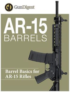 Which AR-15 Barrel is Right For You? (FREE DOWNLOAD)  This FREE download covers topics on AR 15 Bull Barrels, barrel materials and extensions, internal AR-15 barrel parts, rifling twist, the muzzle, gas ports, how to clean the barrel and using a bore guide to ensure you're equipped with the proper know-how for all things AR-15.
