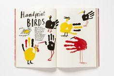books, activity books, fingerprint art books, art and craft, children's activity books, Marion Deuchars books, Laurence King, published by Bobby Rabbit