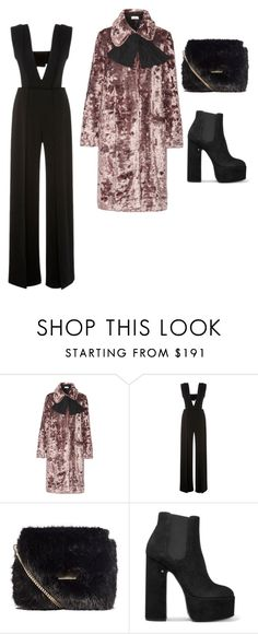 """""""Untitled #492"""" by guls ❤ liked on Polyvore featuring Isa Arfen, Sally Lapointe, Karen Millen and Laurence Dacade"""