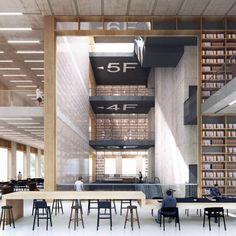Mecanoo · Longhua Art Museum and Library