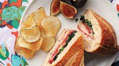 Italian Pressed Sandwich