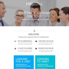 Consulting Responsive Newsletter Theme
