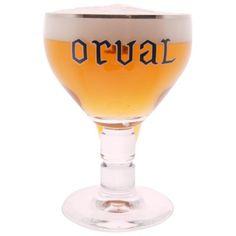 Verre biere belge Orval