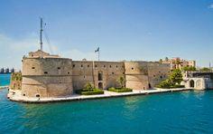 Castello aragonese di brindisi