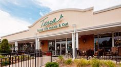 $25 gift certificate to Terra for only $12