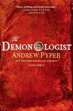 The Demonologist by Andrew Pyper /  Professor David Ullman is among the world's leading authorities on demonic literature. Not that he's a believer. He sees what he teaches as a branch of the imagination and nothing more. So when offered a luxury trip to Venice to consult on a 'phenomenon', he accepts, taking his 11-year-old daughter Tess with him. Amidst the decadent splendour of the city, David makes his way to the address he's been asked to visit.