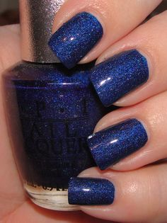 OPI DS Fantasy. Love the color (do not love Dr Who- at ALL tho)
