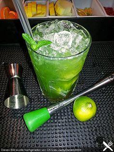 Ahoj Waldmeister Cocktail