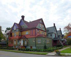 Allentown - Buffalo, NY