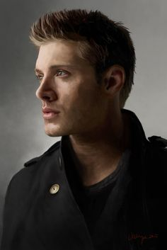 Dean Winchester, Supernatural by RussianVal on DeviantArt