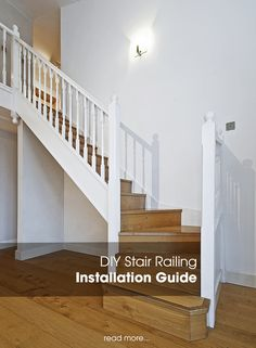 DIY Stair Railing Installation Guide
