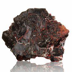 """5"""" Superb DeepPurpleRed VILLIAUMITE Rare Crystals Kola Peninsula Russia for sale"""